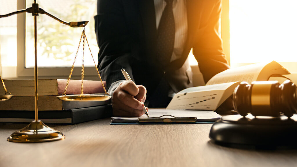 AI law firm benefit