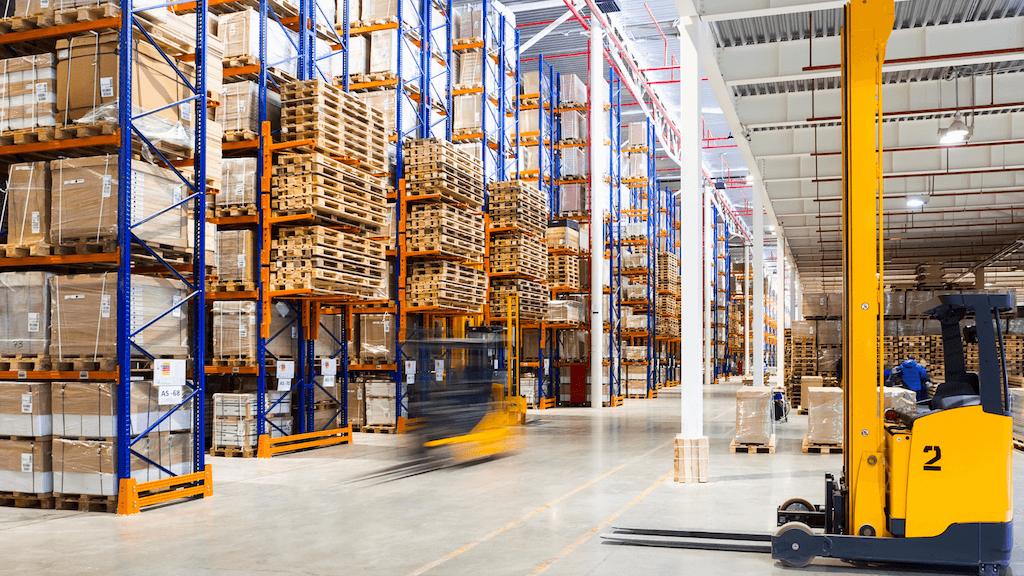AI warehouse optimization