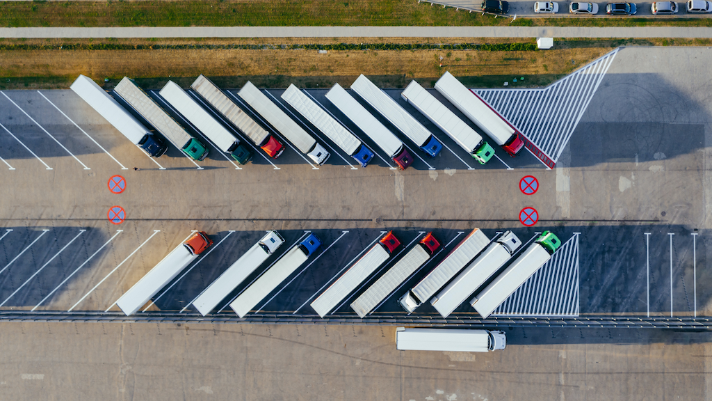 AI logistics industry