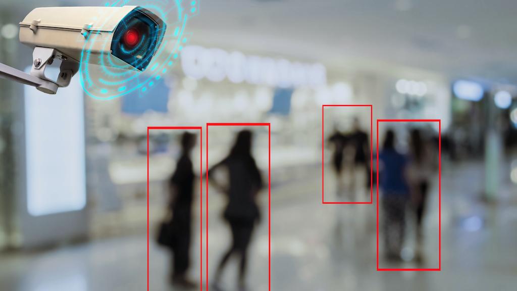AI-powered IP security cameras