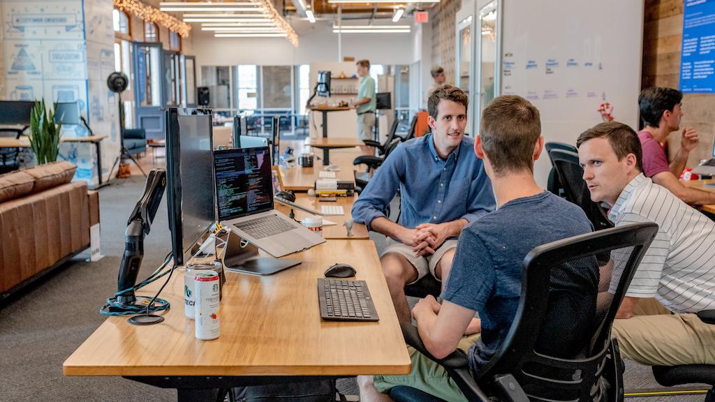 outsourcing an AI development team