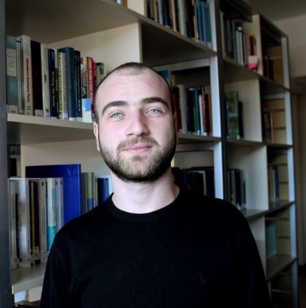 Nodar Okroshiashvili, Data Scientist