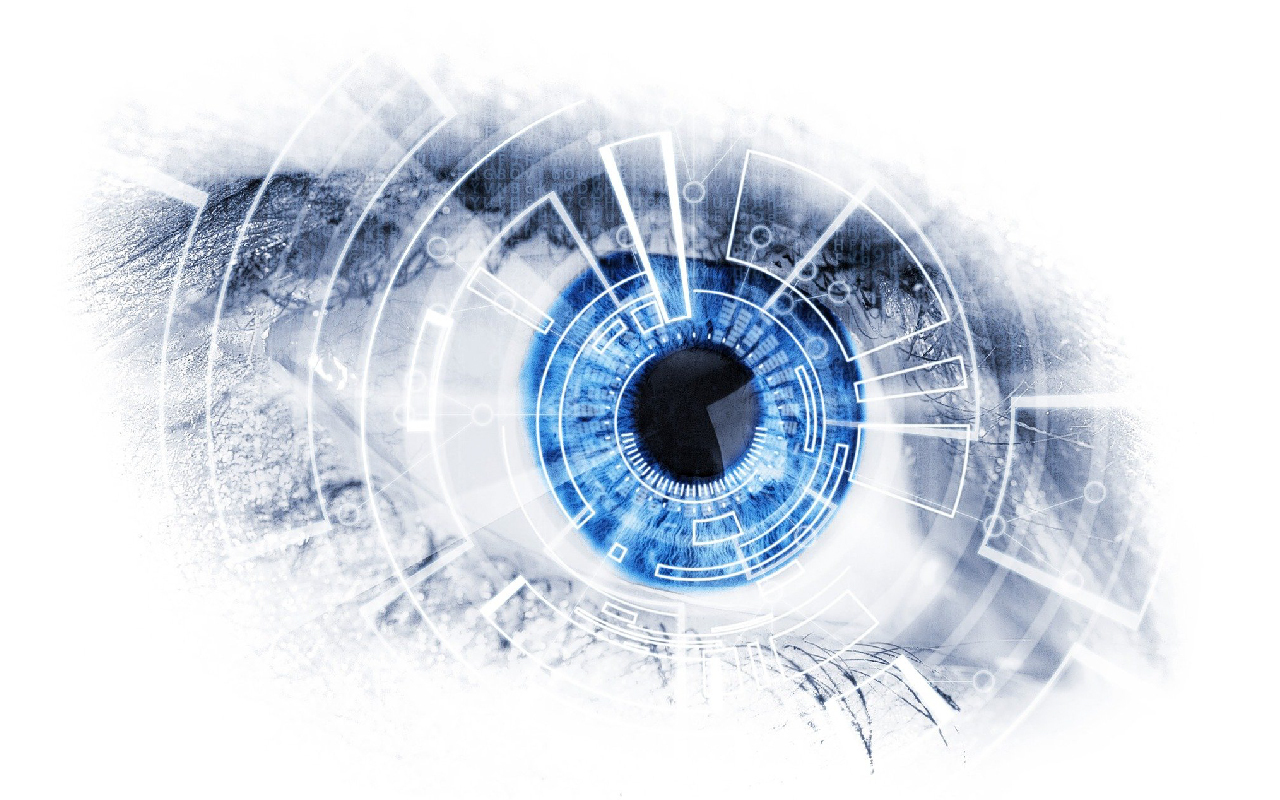Computer vision AI